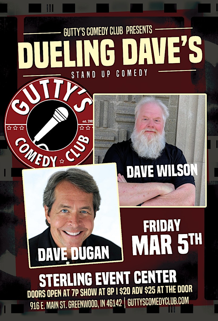 Gutty's Presents:  Dueling Dave's image