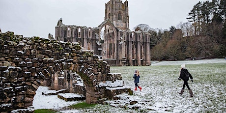 Timed entry to Fountains Abbey & Studley Royal Water Garden (22 Feb-28 Feb) tickets