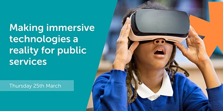 Making immersive technologies a reality for public services tickets