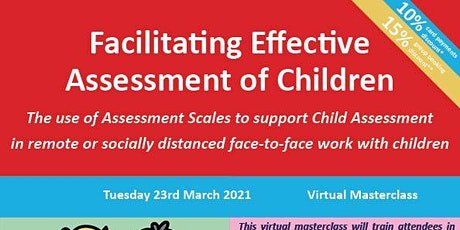 Facilitating Effective Assessment of Children tickets