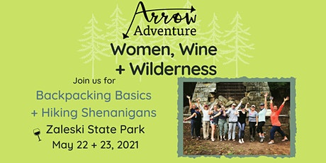 Women, Wine + Wilderness tickets