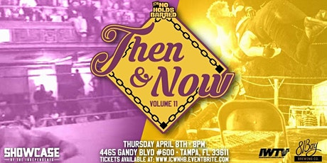 NHB Vol. 11: Then & Now tickets