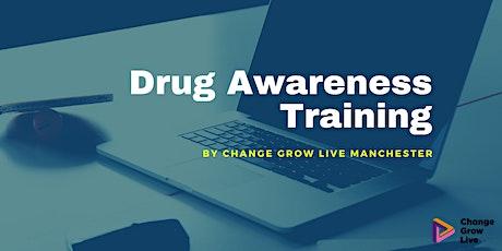 Drug Awareness Training - 13th April 2021 tickets