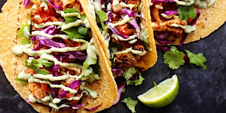 Roasted Cauliflower Tacos Cooking Class tickets