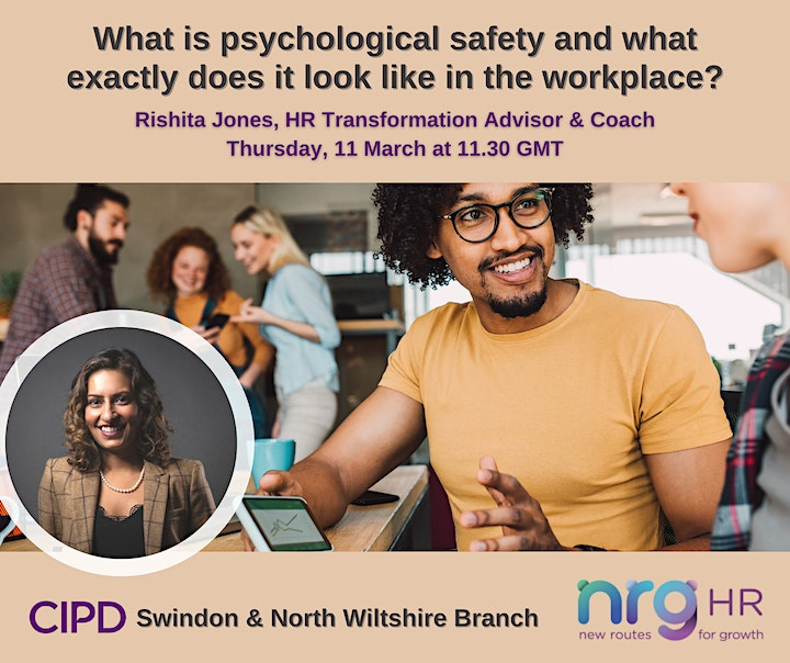 What is Psychological Safety and what exactly does it look like? image