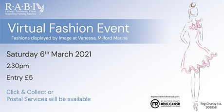 Pembrokeshire RABI Fashion Event by Image at Vanessa tickets