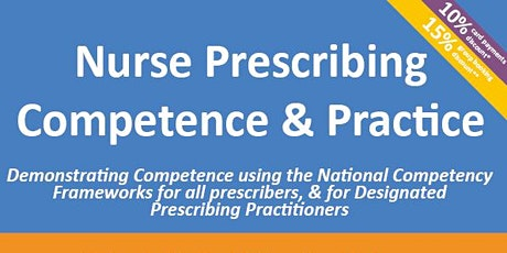 Improving Nurse Prescribing Competence & Practice tickets