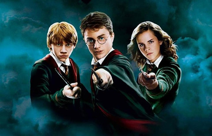 World Book Day Harry Potter Quiz via Zoom image