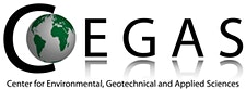 Marshall University - CEGAS logo