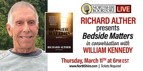 Northshire Live: Richard Alther in conversation with William Kennedy tickets