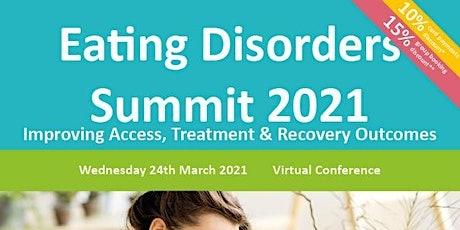 Eating Disorders Summit 2021 tickets