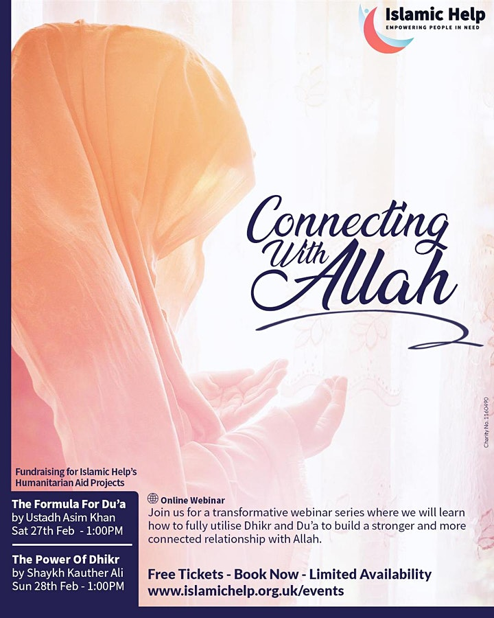 The Power of Dhikr - Connecting With Allah - Part 2 image