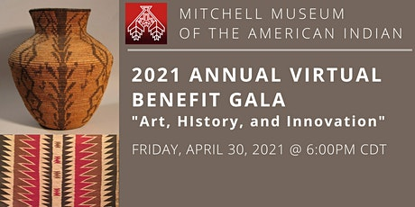2021 Annual Virtual Benefit Gala tickets