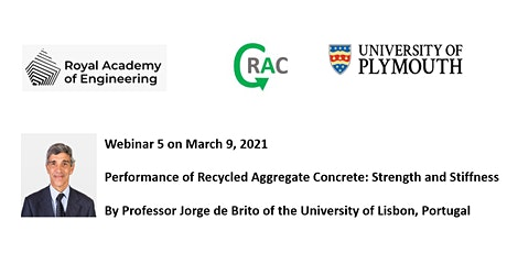 Performance of Recycled Aggregate Concrete: Strength and Stiffness tickets