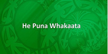 He Puna Whakaata Therapeutic Programme ki Ōpōtiki  29 Oct 21 tickets