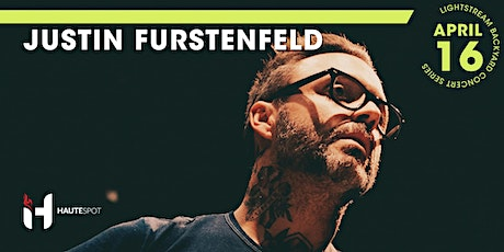 Justin Furstenfeld of Blue October- Lightstream Backyard Concert Series tickets