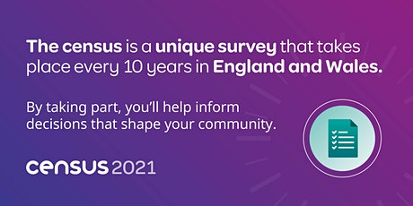 Census 2021 Lambeth - Information session and Q&A tickets