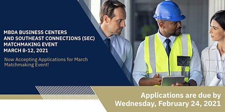 Southeast Connections (SEC) Matchmaking Pre-Application tickets