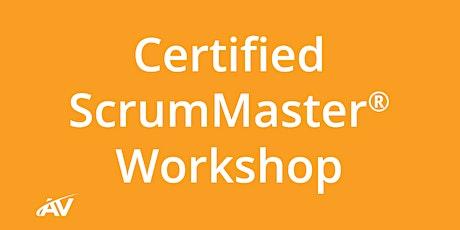 Certified ScrumMaster Workshop - LIVE ONLINE tickets