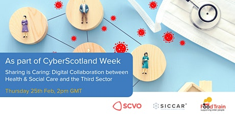 Sharing is Caring: Digital Collaboration between H&SC and the Third Sector tickets
