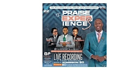 Jay Williams & Total Praise (Praise Experience III Live) tickets