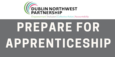 DNP Prepare for Apprenticeship tickets