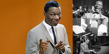 'Nat King Cole: The Greatest American Hitmaker' Webinar tickets