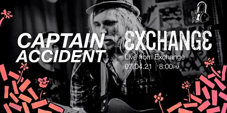 Fertile Ground Sessions: Captain Accident tickets