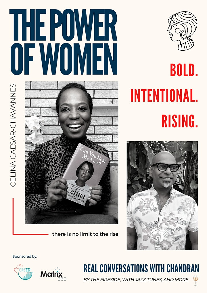 The Power of Women: Bold. Intentional. Rising image