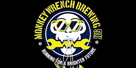 Monkey Wrench Brewing 5K tickets