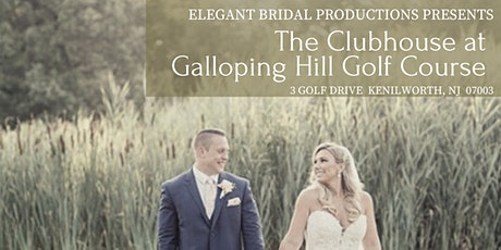 The Clubhouse at Galloping Hill Wedding Show tickets