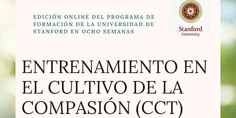 Curso Entrenamiento en el Cultivo de la Compasión Online entradas