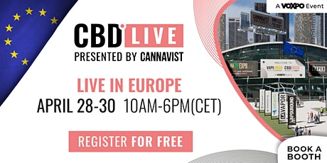 CBD LIVE - Europe tickets