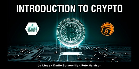 Introduction to Crypto with AGN & Pete Harrison tickets
