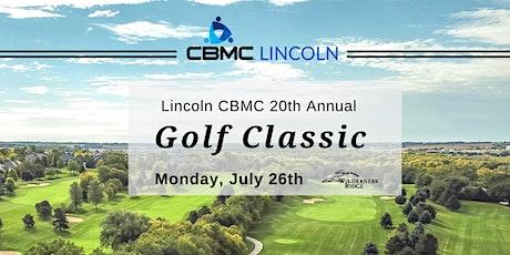 20th Annual Lincoln CBMC Golf Classic tickets