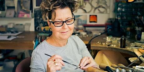 Digital Craft Festival: Craft Conversation with jeweller, Daphne Krinos tickets
