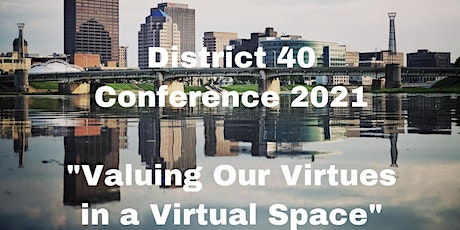 District 40 Conference 2021 tickets