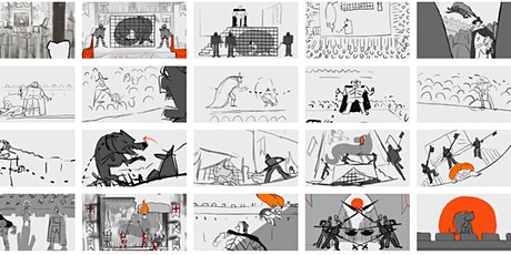 An Introduction to Animation and Portfolio Development tickets