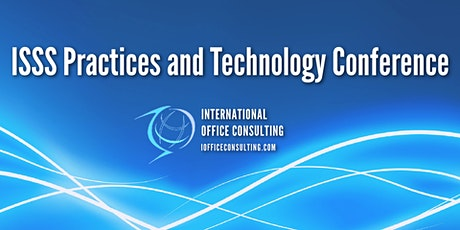 2021 ISSS Practices and Technology Conference tickets