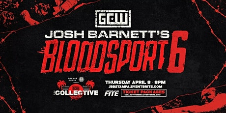 GCW presents Josh Barnett's Bloodsport 6! tickets
