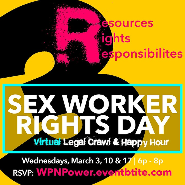 3R: Sex Worker Rights Awareness Event image