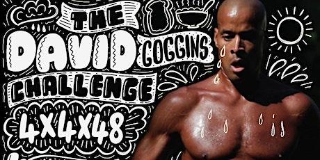 David Goggins Challenge tickets