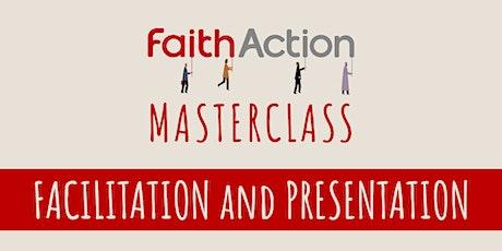 Masterclass: Facilitation and Presentation Tickets