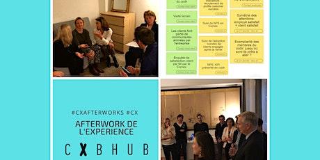 Afterwork de l'Experience: Le management des projets d'expérience billets