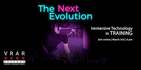 VRAR Chicago: The Next Evolution of Training tickets