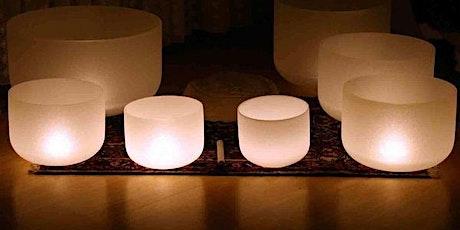 Singing Crystal Bowls Meditation tickets