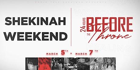 Shekinah Weekend (Miami Campus) tickets