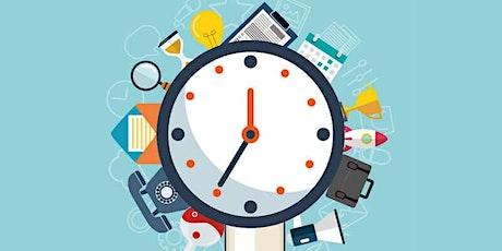 Oficina do Conhecimento: Administração do Tempo e Procrastinação ingressos