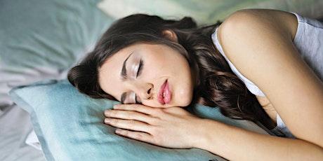 World Sleep Day webinar - exploring the link between sleep and anxiety tickets