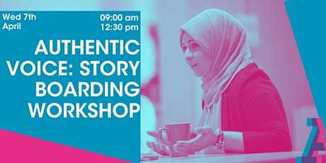 Authentic Voice Workshop – Storytelling to Mobilise Action tickets